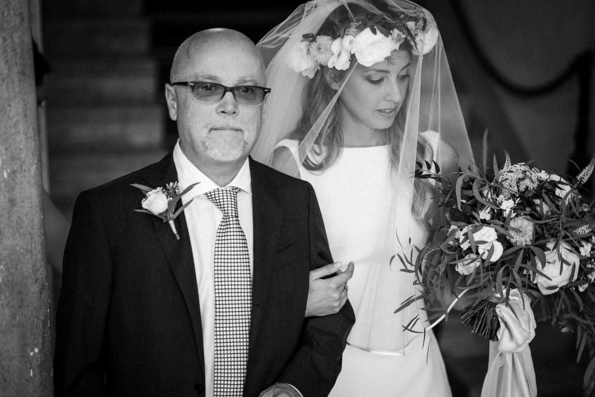 Wedding in Villa Catignano